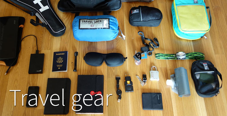 Other travel gear