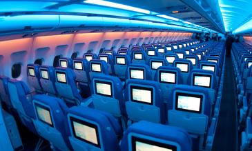 THE BEST AIRPLANE SEATS