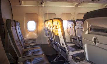 airplane window seats