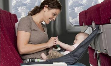 traveling with a baby in the emirates
