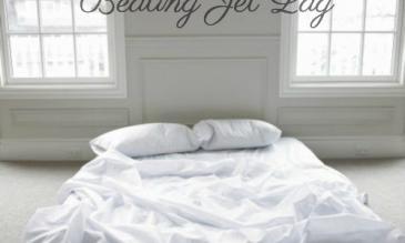 beating jet lag