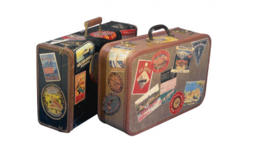 checking or shipping your baggage