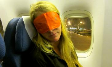 tips for your next red-eye flight