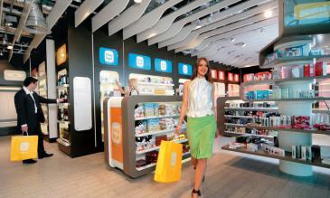 Shopping at Airports