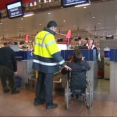 passengers with reduced mobility