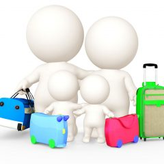 what to pack in your carry-on when traveling with children