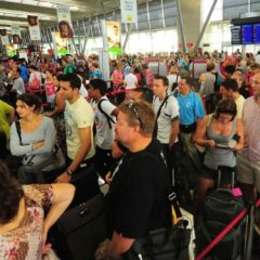 delays, cancellations and overbookings in europe