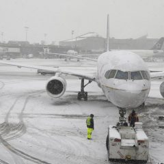 bad weather flights