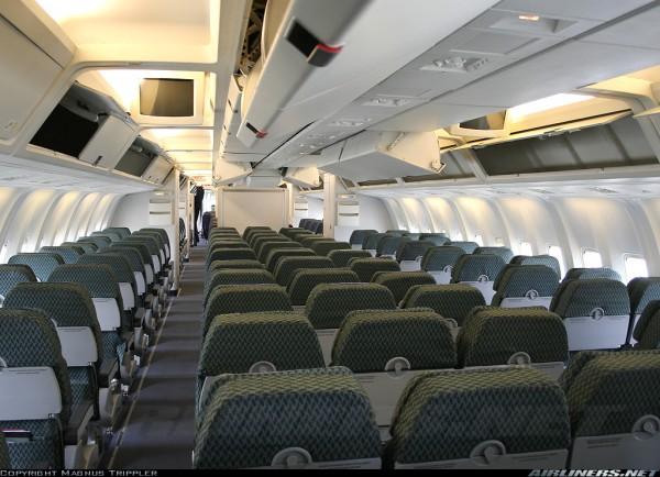 Aeromexico seat maps for Interior 787 aeromexico