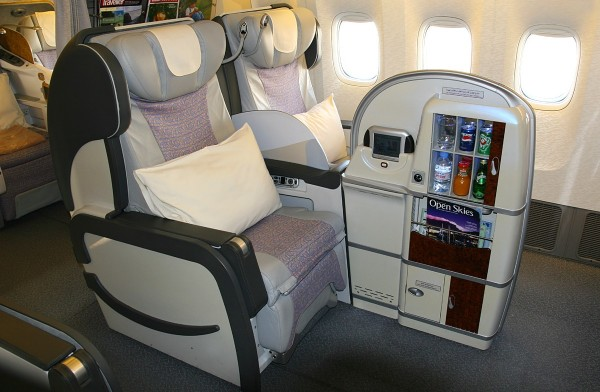 Seat Map Emirates Boeing B777 300er Two Class Seatmaestro