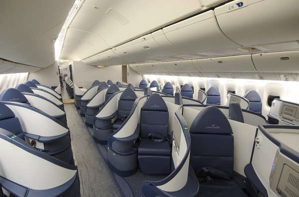 Seat Map Delta Airlines Boeing B777 200ER – Delta Travel Map
