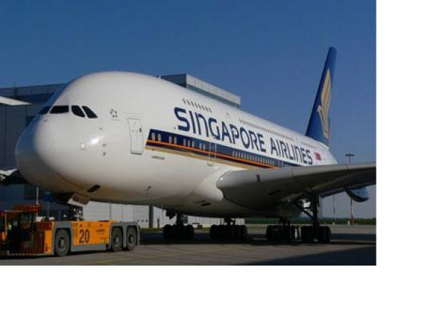 Seat Map Singapore Airlines Airbus A380 800 four class V1 | SeatMaestro