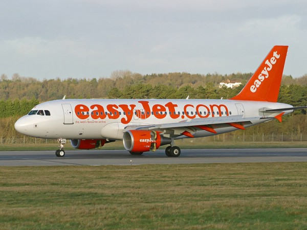 Seat map easyjet airbus a319 for Interieur avion easyjet