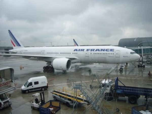 Seat Map Air France Boeing B777 300 Long Haul