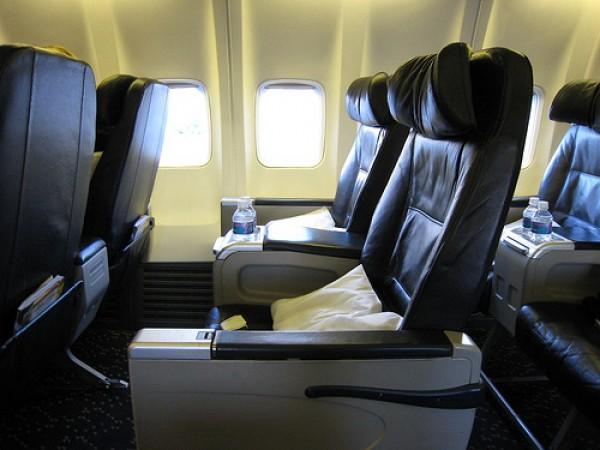 Seat Map Alaska Airlines Horizon Air Boeing B737 700