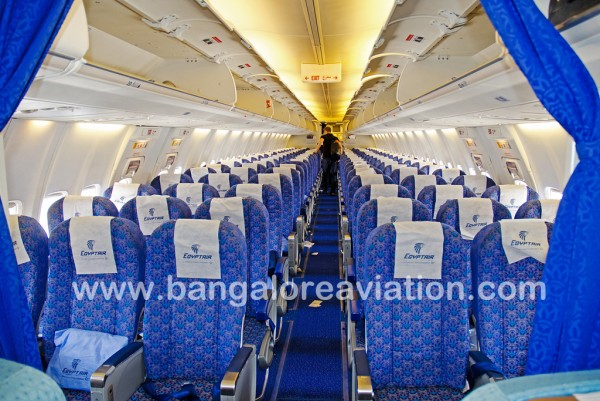 Egyptair Seat Maps SeatMaestrocom