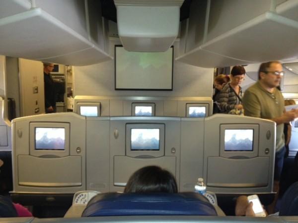 Seat Map American Airlines Boeing B777 200 Seatmaestro Com