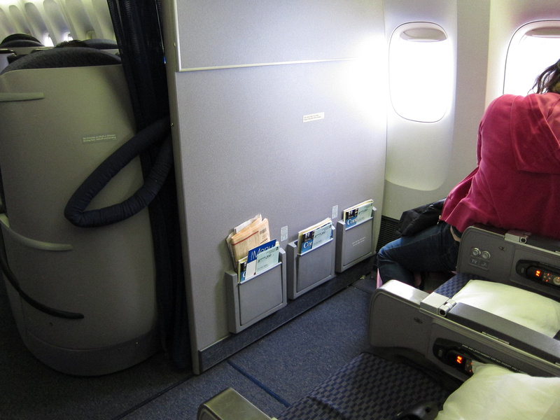 The Advantages And Disadvantages Of Bulkhead Seats