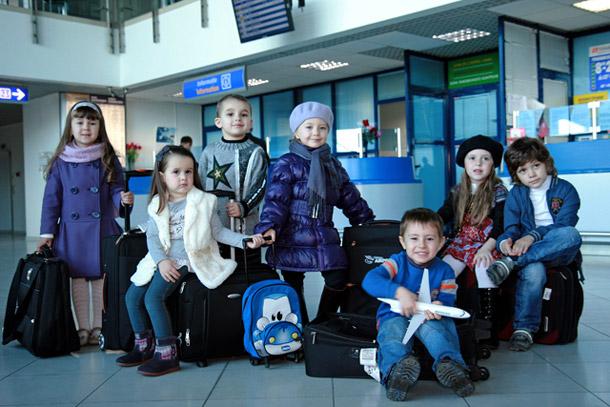 tips for children traveling alone