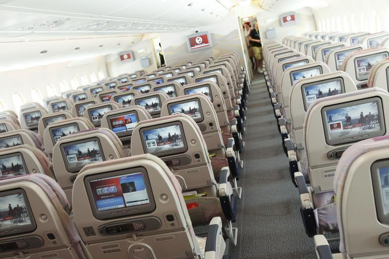 Airbus A380 British Airways Economy « Heritage Malta