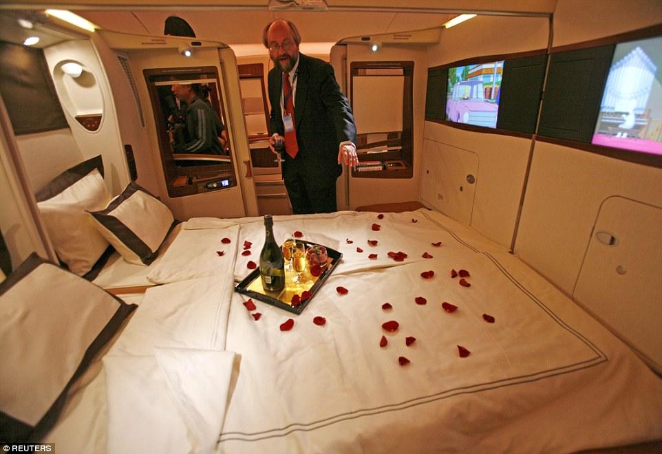 A380 singapore first class