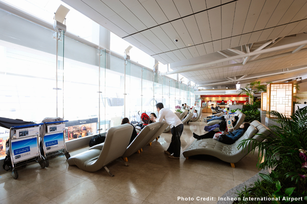 The 10 Best Airports For Sleeping Seatmaestro Com