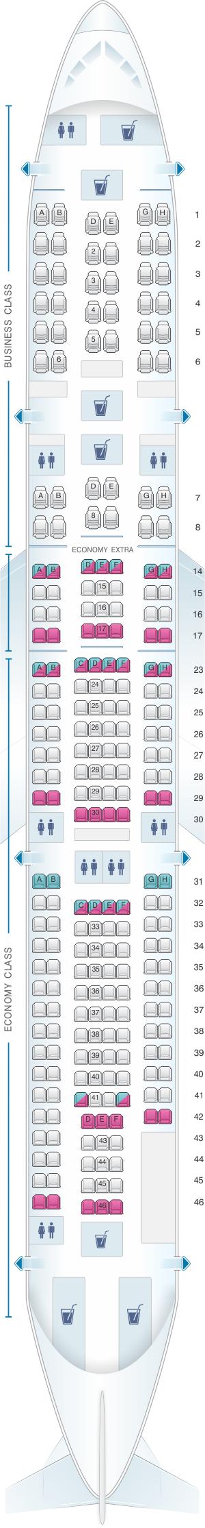 scandinavian airlines. Black Bedroom Furniture Sets. Home Design Ideas