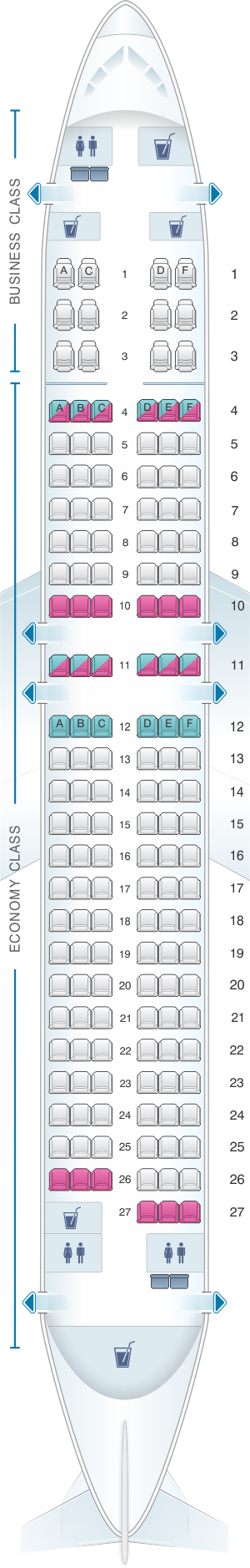 Airbus Industrie A340 300 Seat Map Breaking News