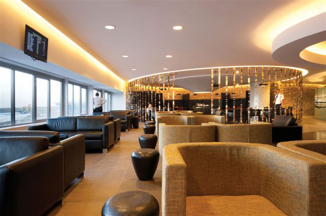 South African Airways Cycad First-Class Lounge (Johannesburg)
