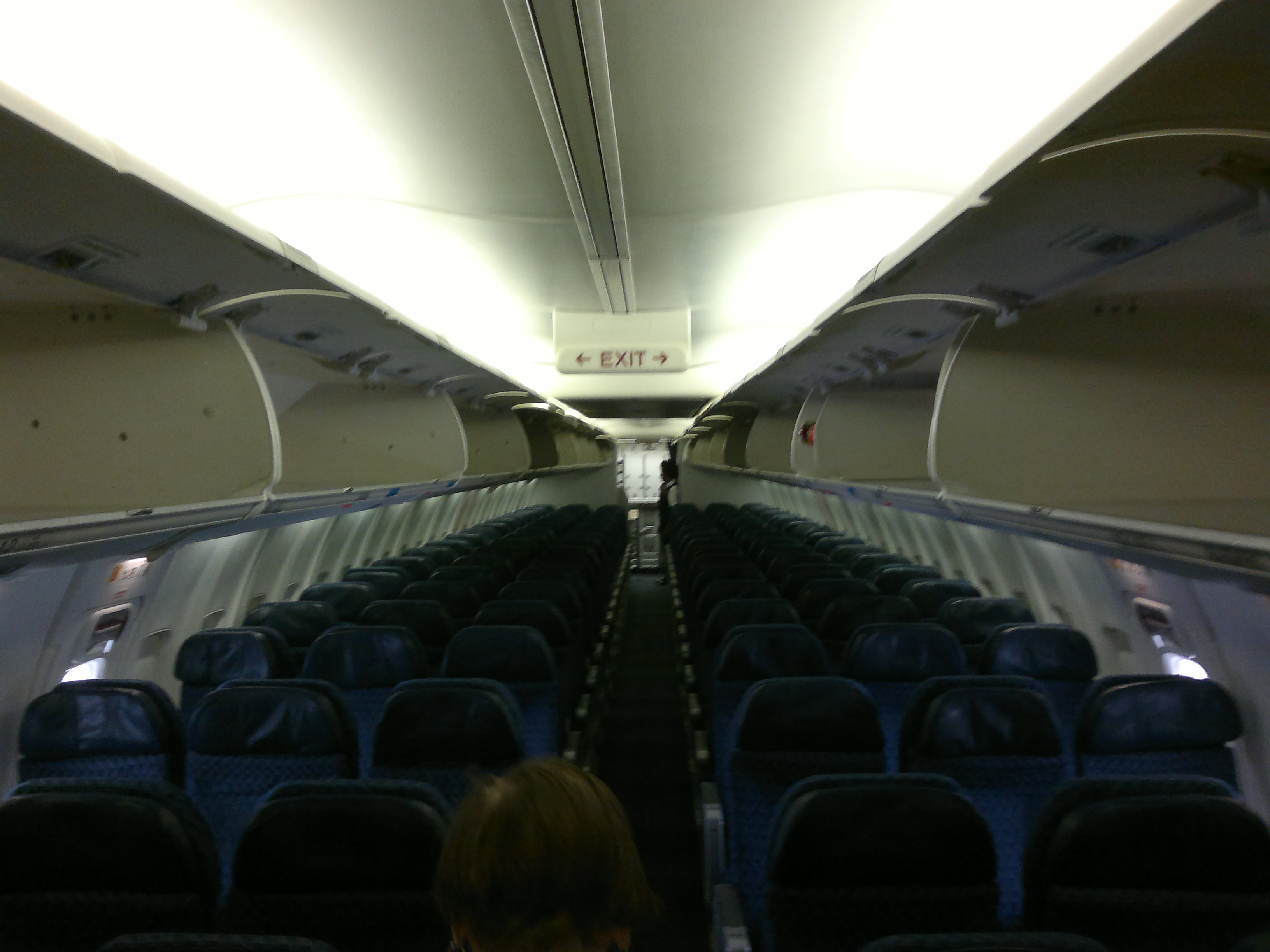 Seat Map American Airlines Boeing B737 800 Seatmaestro