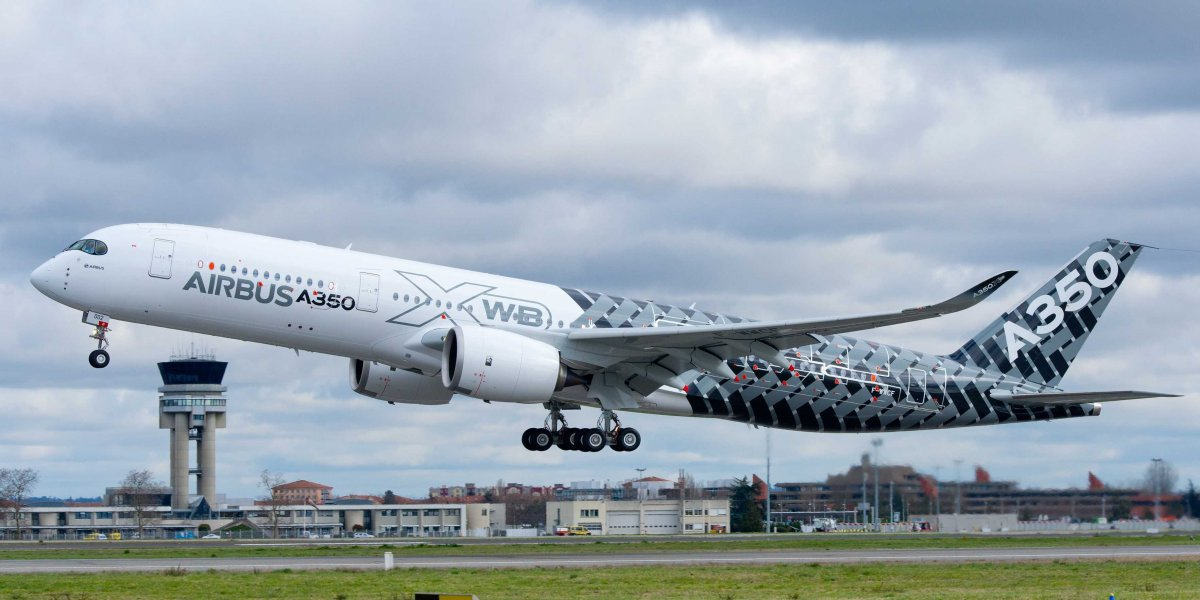 New Airplanes On The Horizon Boeing 787 Airbus A350 And