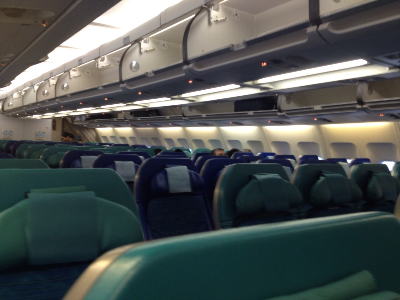 Seat Map Cathay Pacific Airways Airbus A330 300 33e