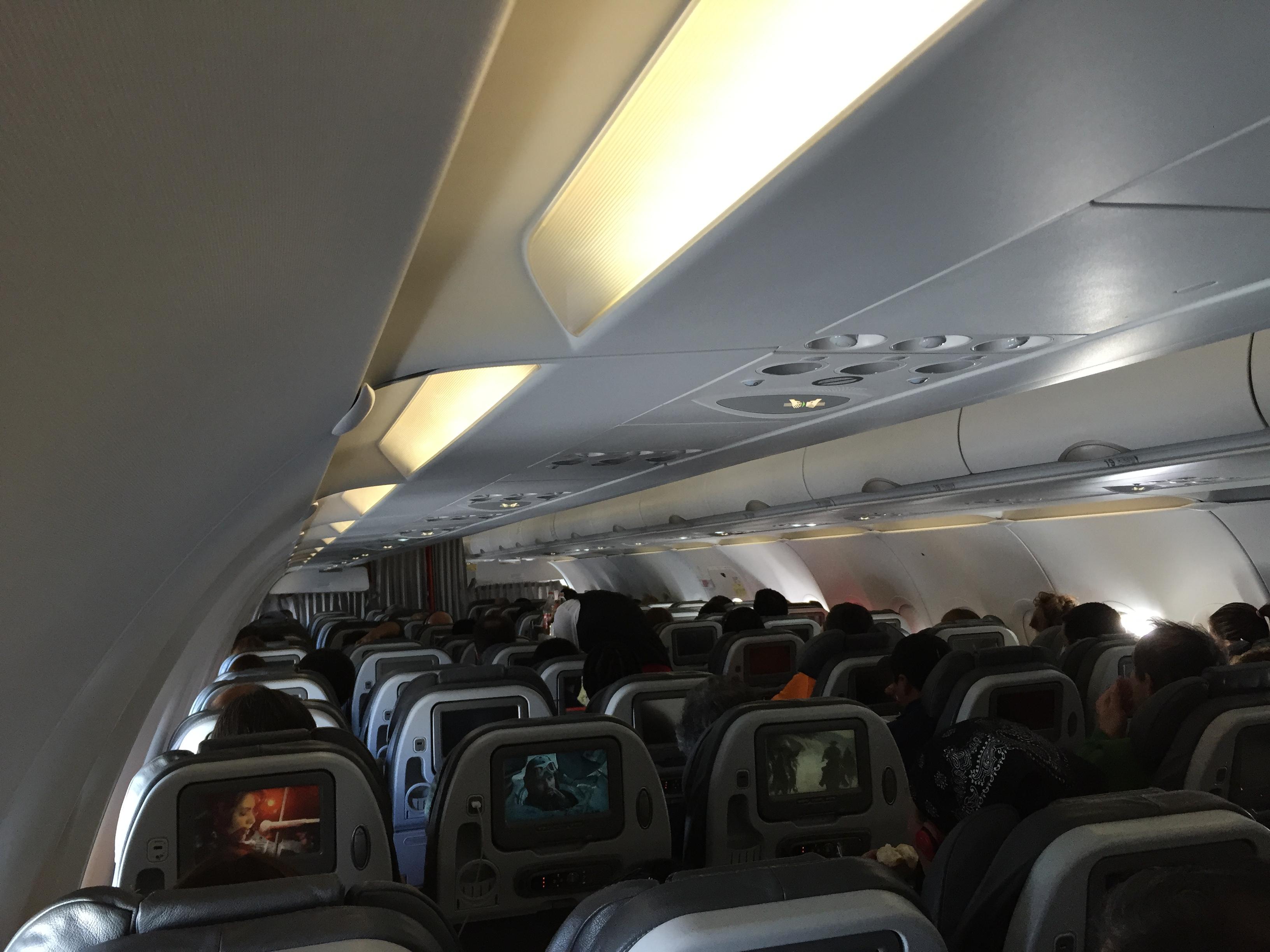 Seat Map Avianca Airbus A319 Seatmaestro Com