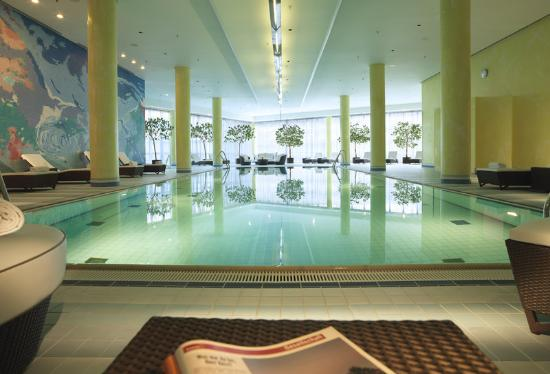 Munich Int. Airport The Kempinski Hotel Fit & Fly Spa