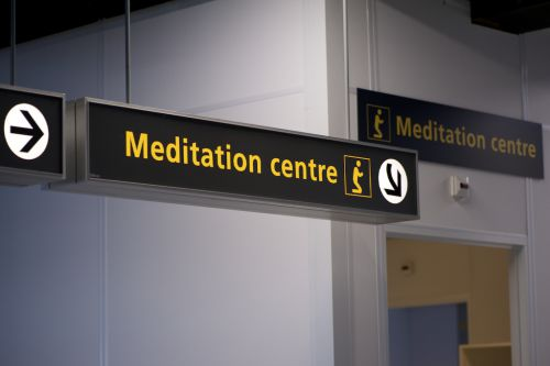 Schiphol International Airport Meditation Center