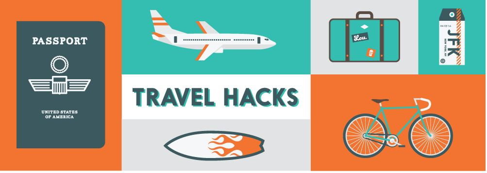 Travel hacks 2