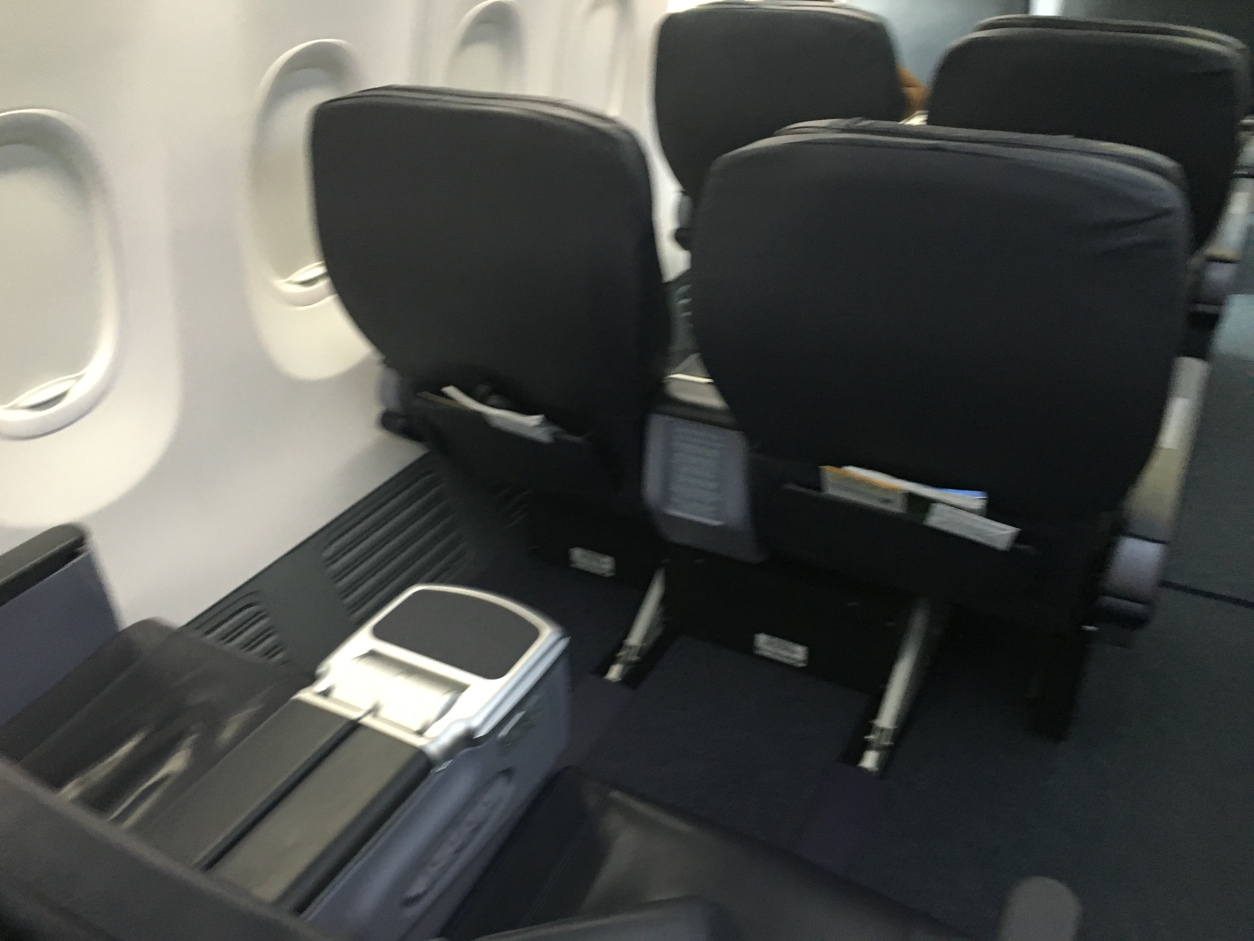 Seat Map Copa Airlines Boeing B737 800a Seatmaestro