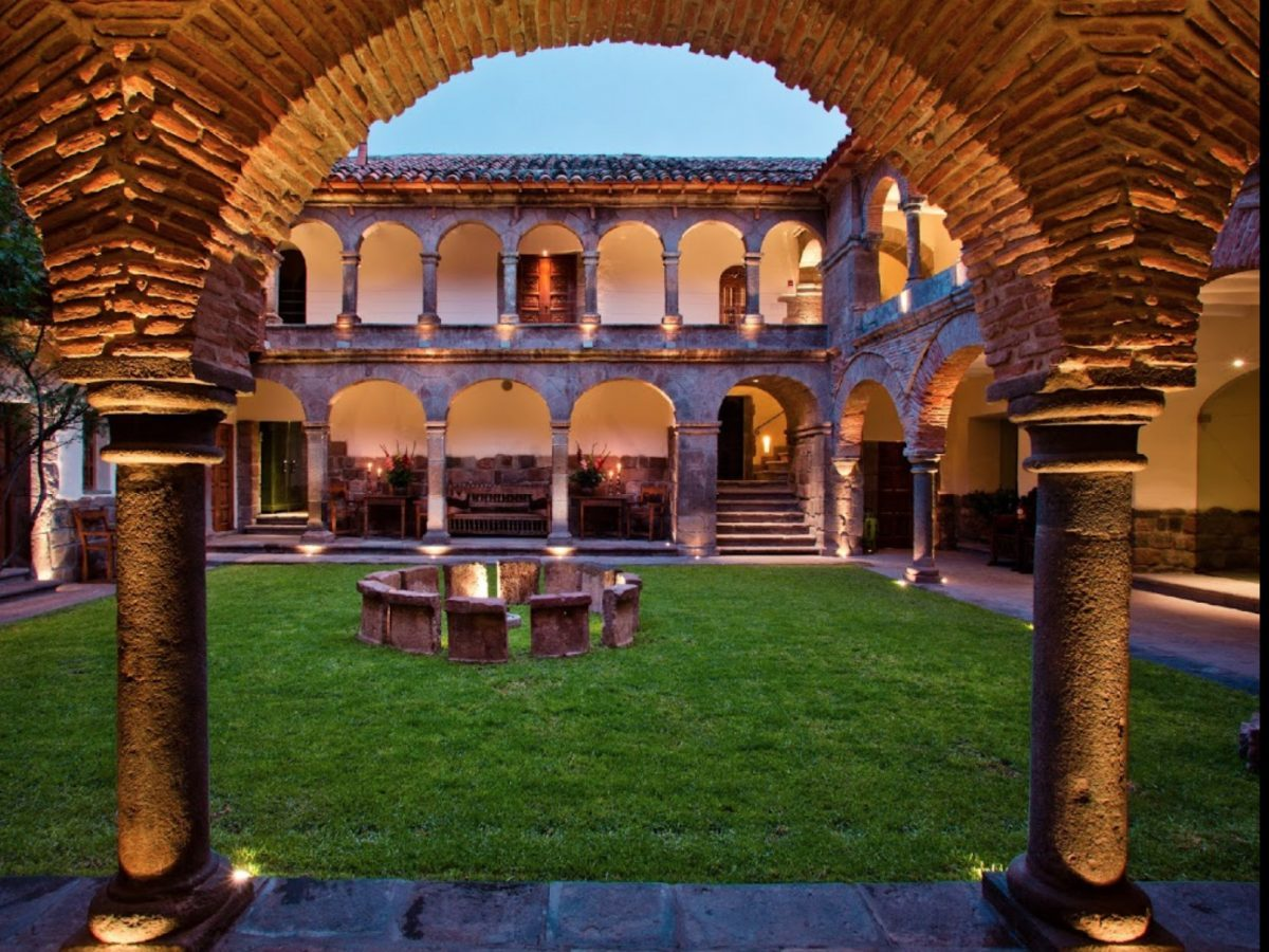 La Casona Inkaterra Boutique Hotel In Cusco 5 Star Hotel  # Muebles Omar Santo Domingo