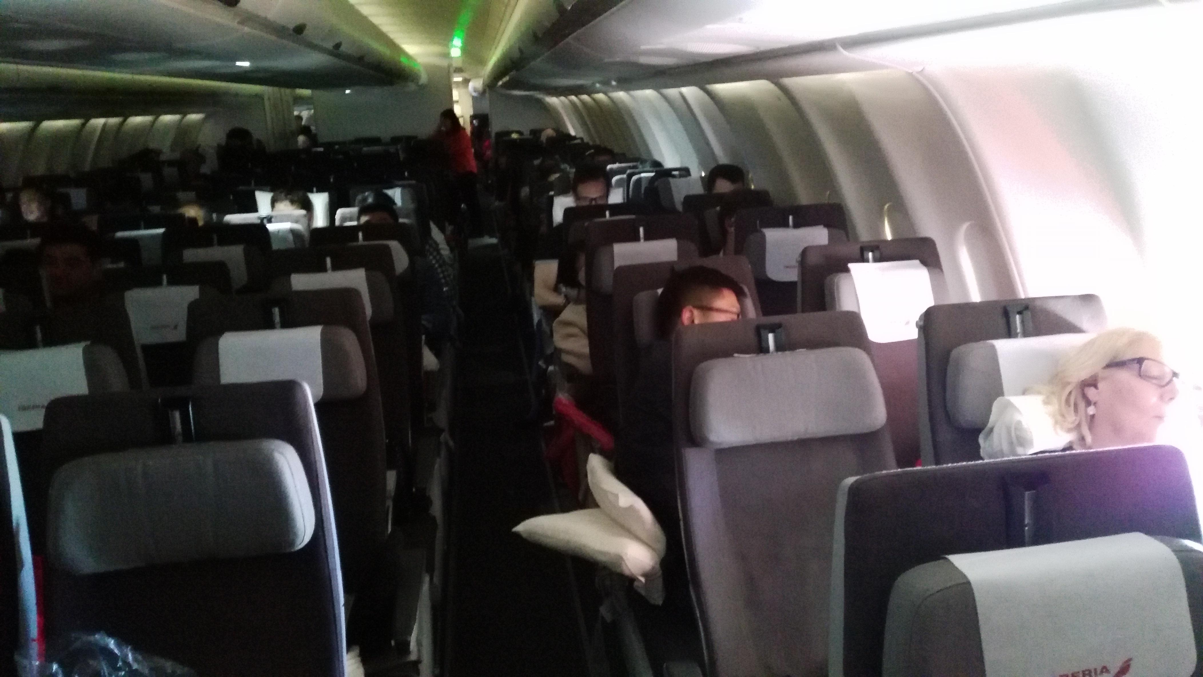 Seat Map Iberia Airbus A330 200 Seatmaestro