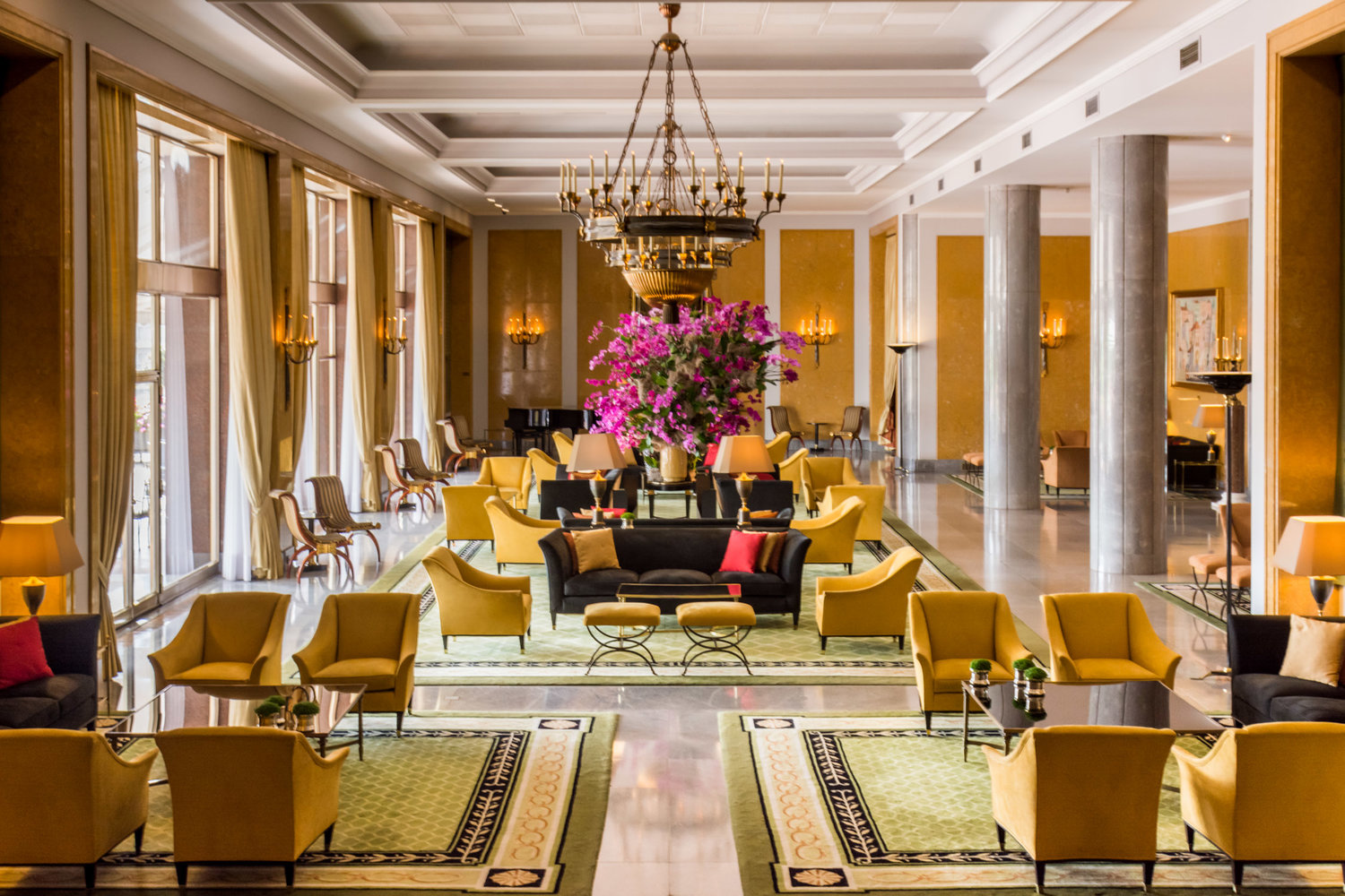 The Four Seasons Ritz Hotel The Place To Be In Lisbon