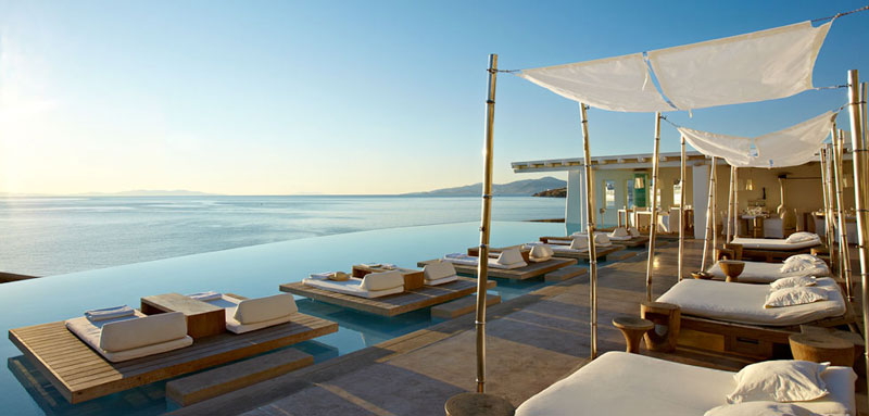 Hotel Cavo Tagoo A Dream Come True In Mykonos