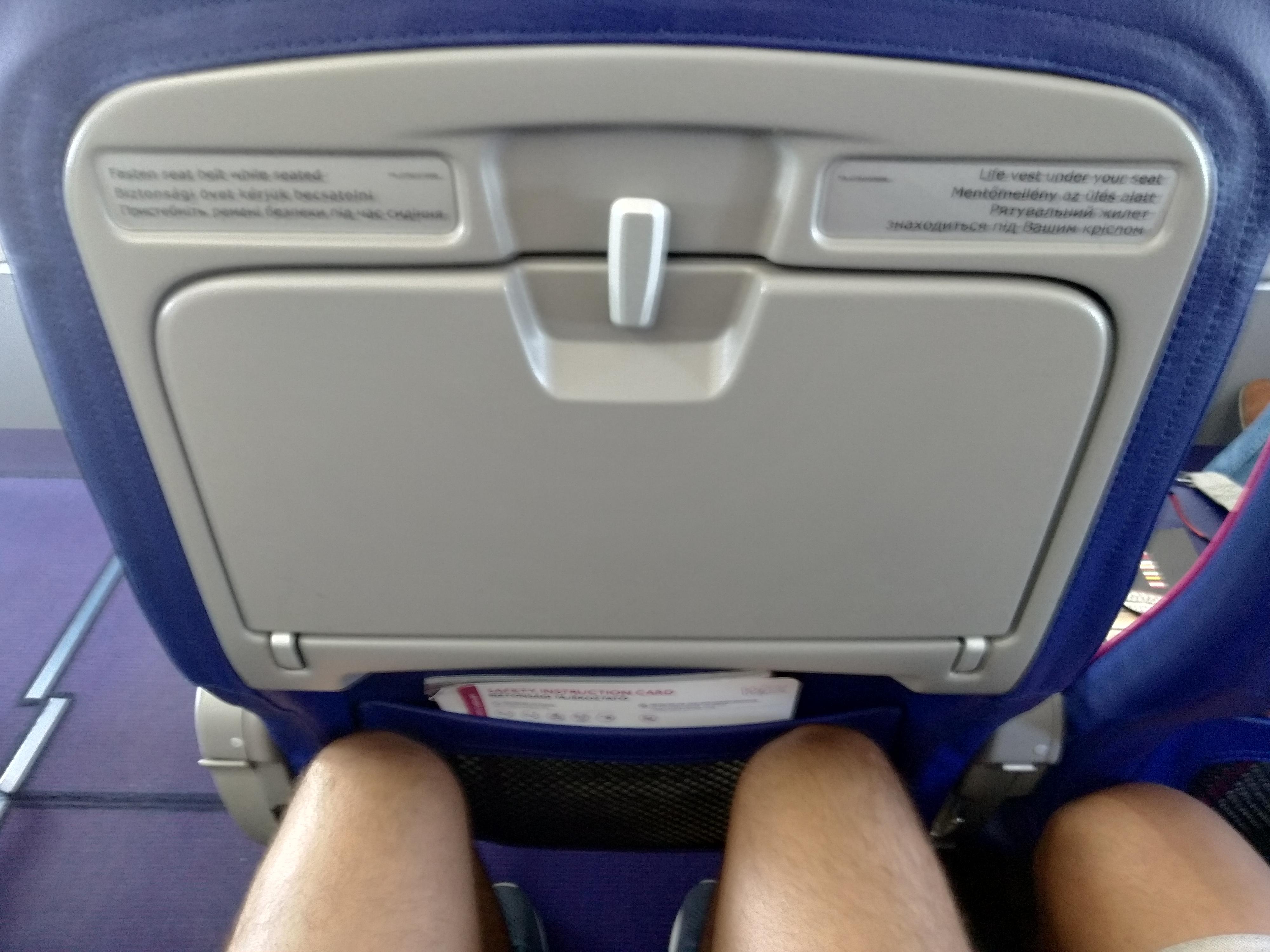 Seat Map Wizz Air Airbus A321 Seatmaestro