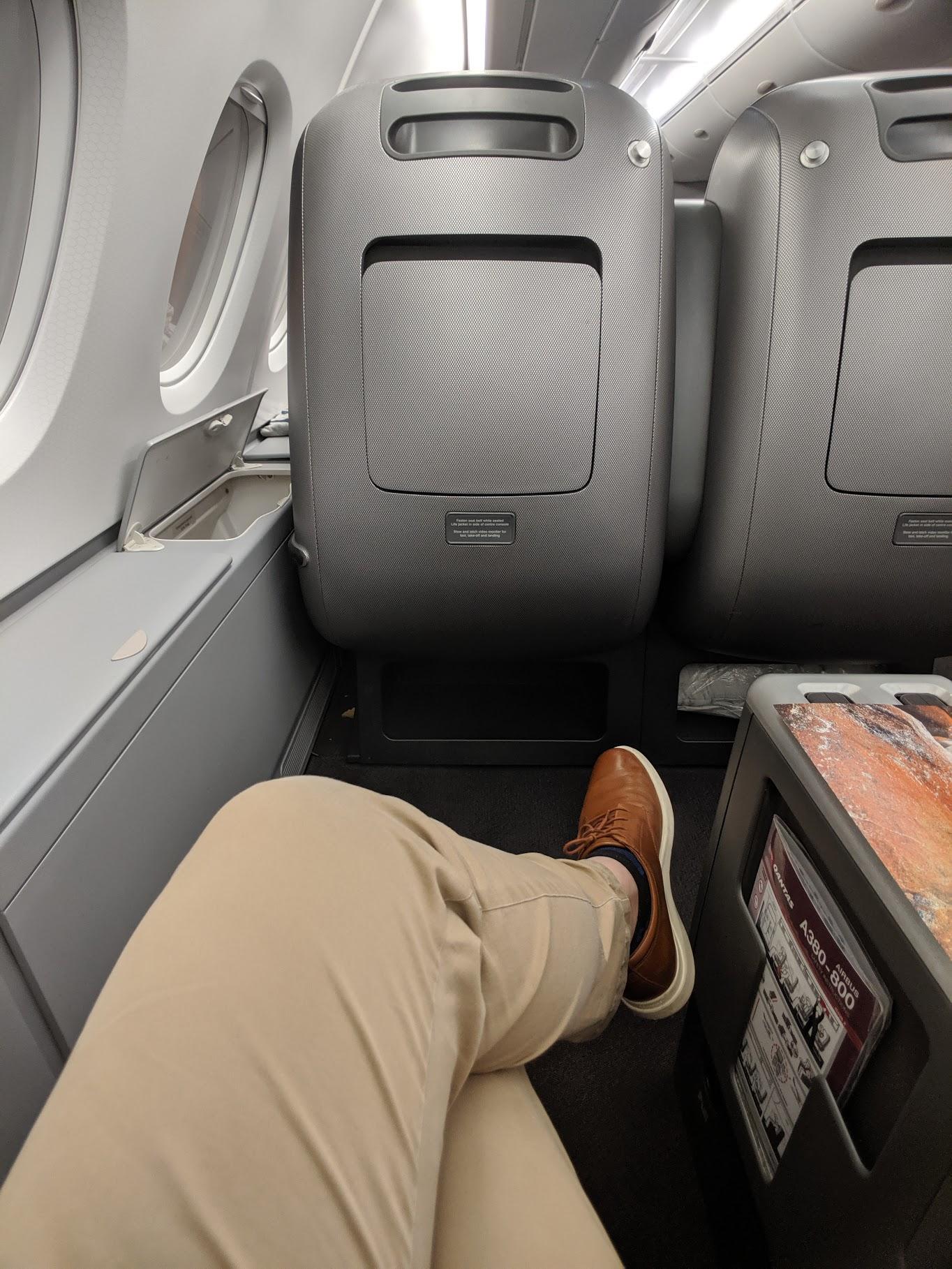 Seat Map Qantas Airways Airbus A380 800 | SeatMaestro
