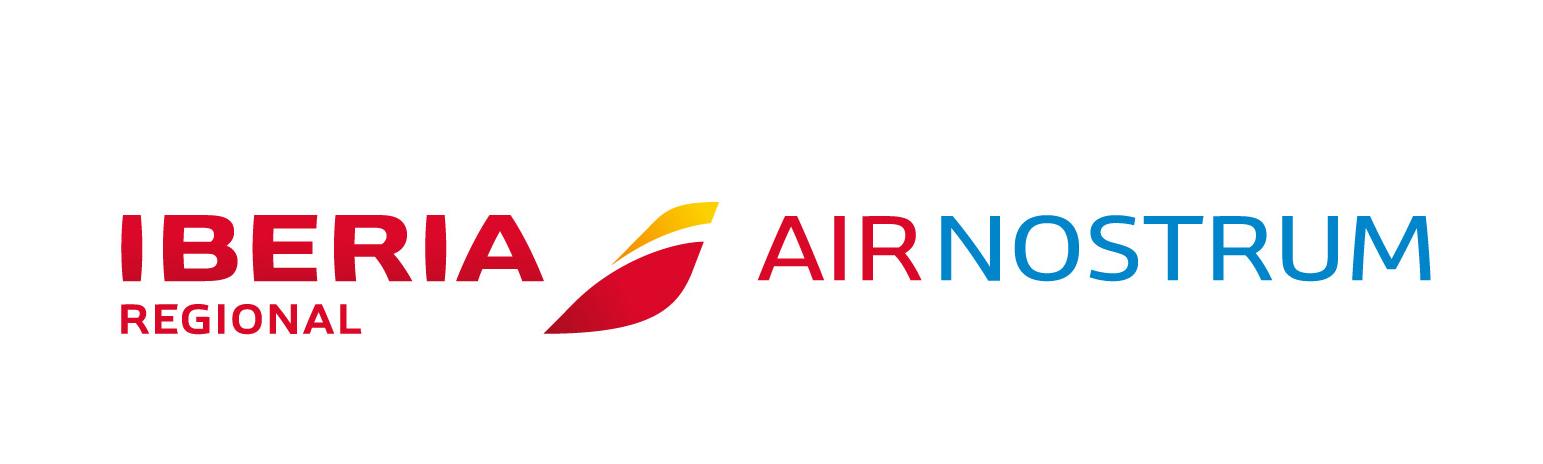 Iberia Regional - Air Nostrum logo