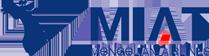 MIAT Mongolian Airlines logo